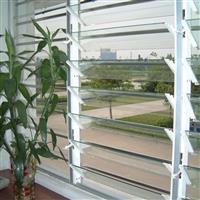 玻璃百叶窗(5mm 透明浮法)