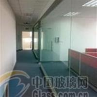 定做钢化玻璃丰台区安装玻璃隔断