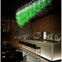 福建厦门艺术玻璃灯具