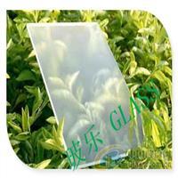 3.2mm超白布纹压花玻璃