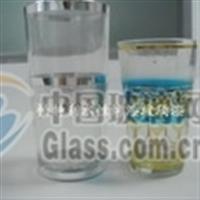 水性电镀玻璃杯烤漆