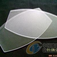 供应3.2mm优质布纹钢化玻璃