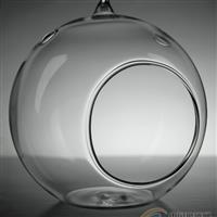 供应玻璃圣诞挂件/玻璃工艺品