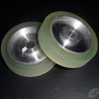 聚氨酯杂件 聚氨酯包胶 轮子包胶