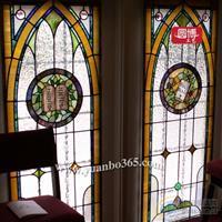 教堂玻璃较专业厂家――圆博工艺