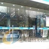 朝阳区安装玻璃门 中控玻璃报价