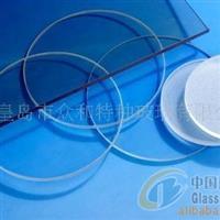 耐高温高硼硅酸盐灯具玻璃