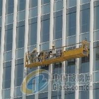 安装幕墙玻璃工程