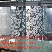 供应喷绘玻璃,品质优价格合理