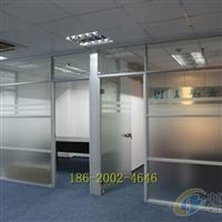 深圳铝合金玻璃隔墙