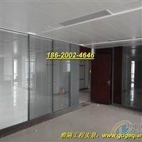 深圳办公室百叶玻璃隔断