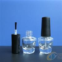 现货V形7ml玻璃指甲油瓶