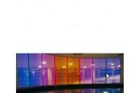 杭州采购-用灯带调节颜色的玻璃