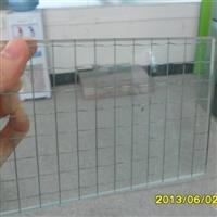 东莞供应透明夹丝玻璃