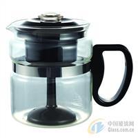 玻璃咖啡壶直火加热内胆可过滤