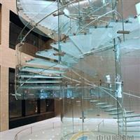 【楼梯发光玻璃】LED发光玻璃舞台玻璃厂家