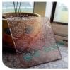 邢台玻乐GLASS茶色压花玻璃8月16日网上报价
