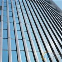海洋蓝福特蓝威海蓝世纪灰镀膜钢化玻璃