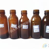 泊头林都现货供给100ml棕色药用口服液玻璃瓶