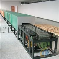 供应水晶玻璃显色炉