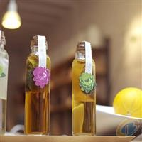 饮料瓶 果醋瓶木塞玻璃瓶