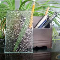 供应钻石压花玻璃