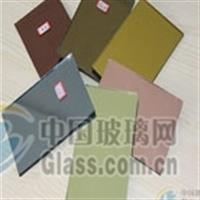 供应各种颜色镀膜玻璃价格