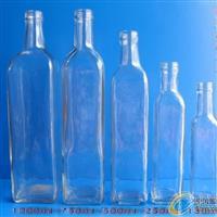 橄榄油瓶 玻璃瓶 250毫升