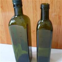 墨绿色橄榄油瓶 750玻璃瓶
