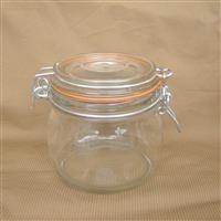 玻璃密封罐 茶叶罐 玻璃瓶