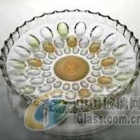 玻璃瓶水果盘 玻璃碗