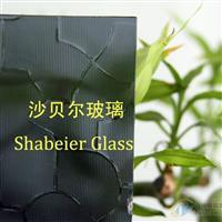 灰色压花玻璃--迷宫/七巧板