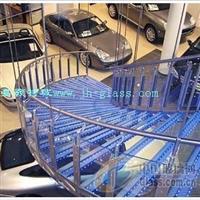 发光楼梯玻璃 LED发光楼梯