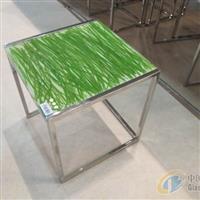 供应装饰玻璃 夹植物玻璃价格