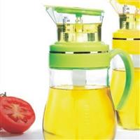 玻璃瓶油瓶 計量油壺