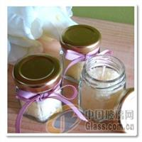 莲花杯酥油灯 玻璃瓶蜡烛罐