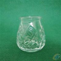 玻璃瓶酥油灯 蜡烛罐
