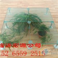 钢化玻璃地板价格厂家图片
