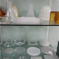 供應各種規格玻璃盤