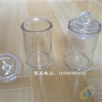厂家现货供应玻璃茶叶罐