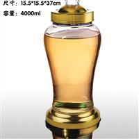 玻璃瓶泡酒瓶 密封罐
