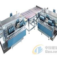L型玻璃双边磨边机