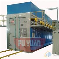 钢化玻璃均质炉(热浸炉):国内专利,双对流循环系统、双冷却系统。因为专业,所以做得更好!