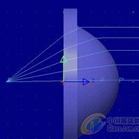 光学玻璃透镜压制