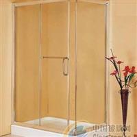 北京销售供应淋浴房钢化玻璃弯钢玻璃热弯玻璃