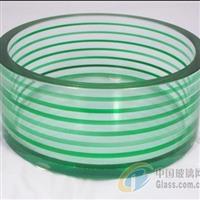 高档玻璃茶洗   水培植物盆