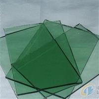 供应F绿镀膜玻璃