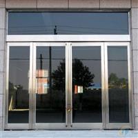 和平里安装玻璃门