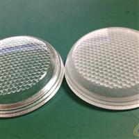 R39LED专用喷砂透明玻璃盖