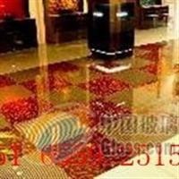 防静电玻璃地板